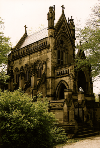 Haunted Spring Grove Cemetery
